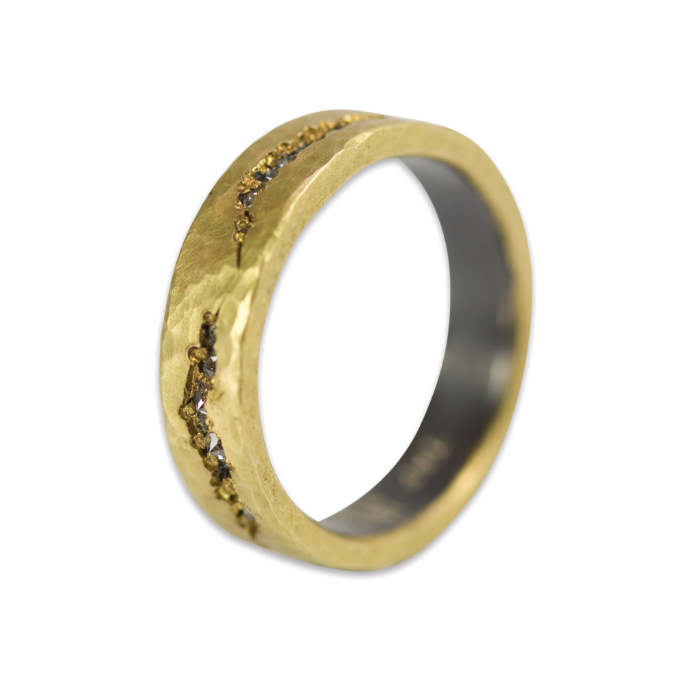 s gold men mens jewellery ring om