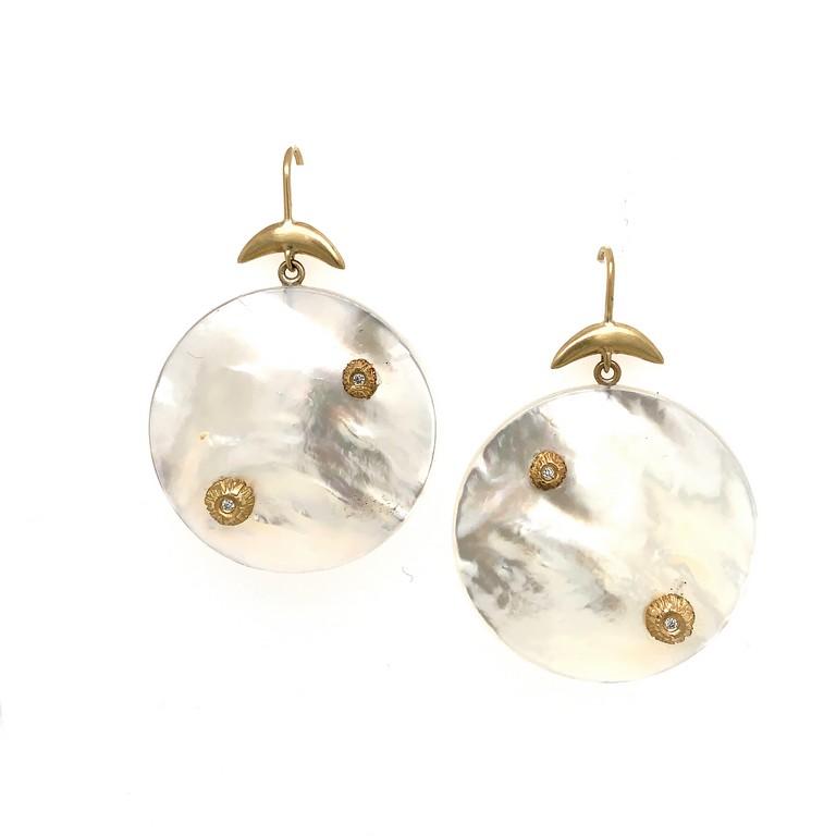 Intersellar Earrings