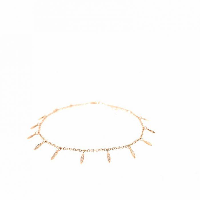 Willow Diamond Bracelet