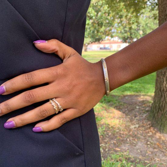 lika behar ring and bracelet